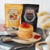 Kép 2/2 - protein pancake - fehérjés palacsinta - BiotechUSA