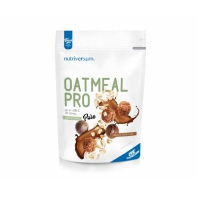 zabkása, oatmeal pro, nutriversum
