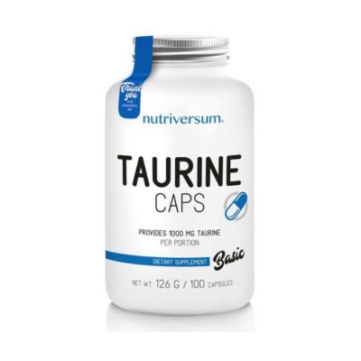 Nutriversum Taurine kapszula