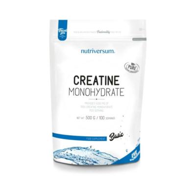 Nutriversum - Creatine Monohydrate - 500g