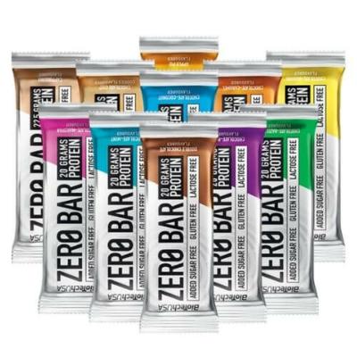 BiotechUSA - Zero Bar fehérje szelet - 50 g