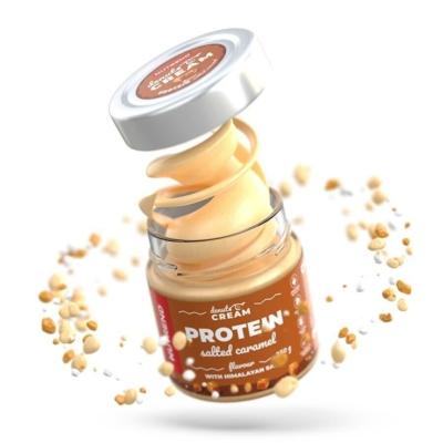 Nutrend - Denuts Cream - fehérjés, sós karamellás mogyorókrém 250g