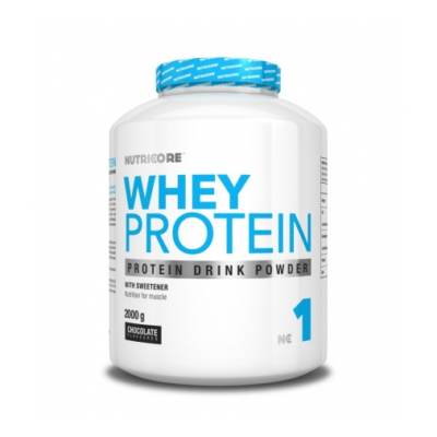 Nutricore - Whey Protein - 2000 g