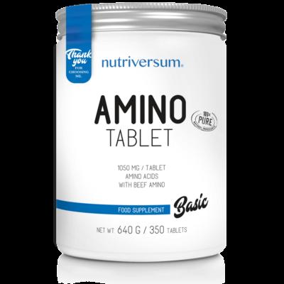 Nutriversum Amino Tabs- aminosav tabletta