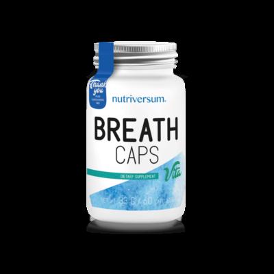 Nutriversum Breath - 60 kapszula