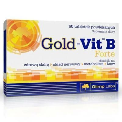 Olimp Labs- Gold Vit B Forte Vitamin - (60)