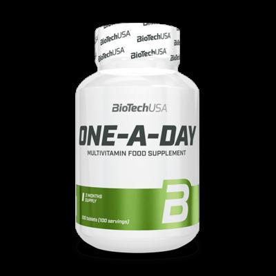 Biotech USA One A Day multivitamin