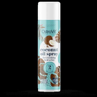 OstroVit Cooking Spray Coconut Oil - kókuszolaj főzőspray -  250 ml