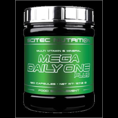 Scitec Nutrition - Mega Daily One Plus - 120db