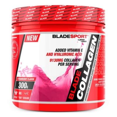 Blade Sport - Collagen - kollagén hialuronsavval - 300g