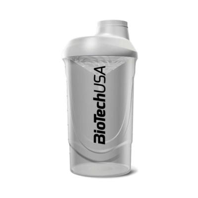 BiotechUSA - Wave Shaker - Átlátszó - 600 ml