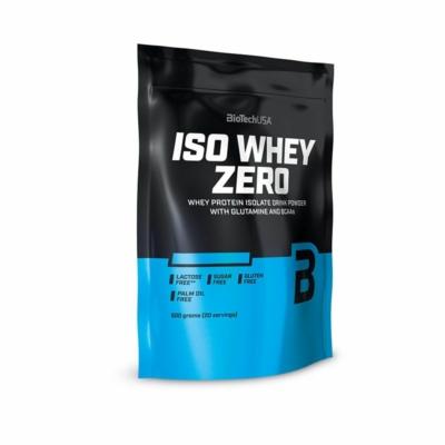 BiotechUSa- Iso Whey Zero 500g