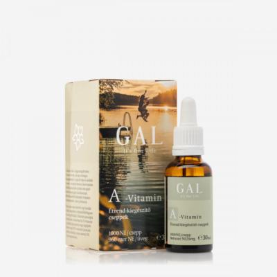 GAL-A-vitamin csepp