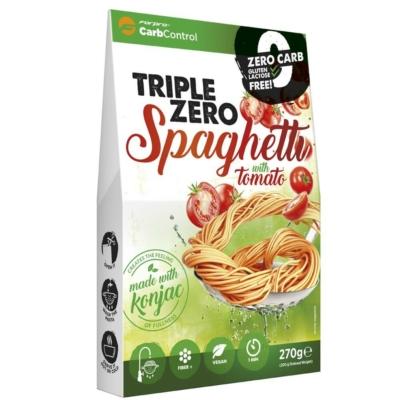 ForPro - Triple Zero Pasta - Zero Paradicsomos Spagetti - 270g