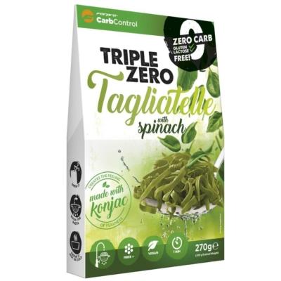 ForPro - Triple Zero Pasta - Zero Spenótos Tagliatelle - 270g