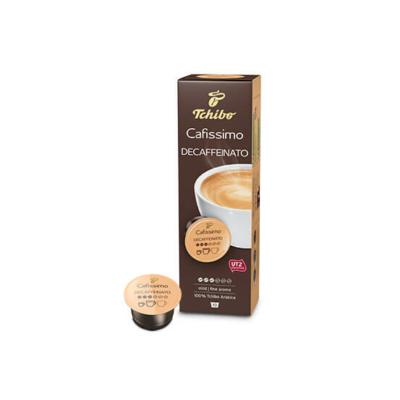 Tchibo - Decaff - koffeinmentes Cafissimo kávékapszula