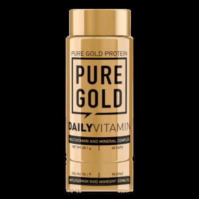 Pure Gold Protein - Daily Vitamin - (60)