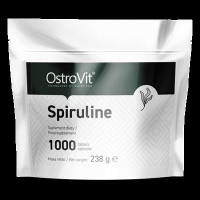 OstroVit spirulina tabletta, 1000 db-os kiszerelés