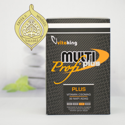 Vitaking Mulit Profi Plus vitamin pakk, multivitamin csomag