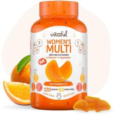 Vitaful WOMEN'S MULTI NŐI MULTIVITAMIN 120db