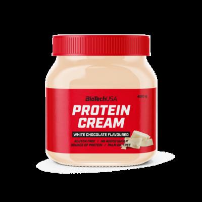 Biotech USA - Protein Cream - Fehércsokoládés krém - 400g