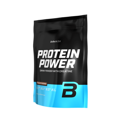 BiotechUSA - Protein Power - Csokoládé - 1000 g