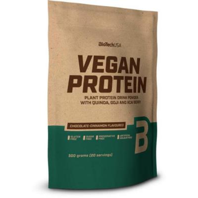 BiotechUSA - Vegan Protein - 500g