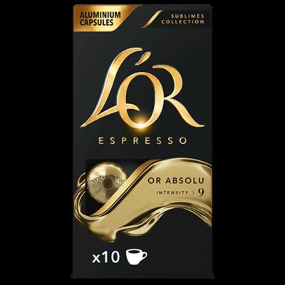 L'OR Espresso Or Absolu (10)