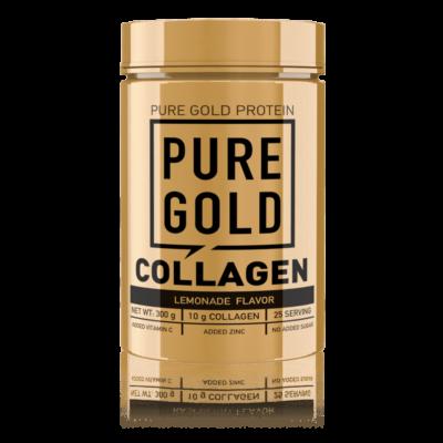 Pure Gold Protein - Hidrolizált Marha Collagen - 300g