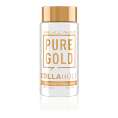 Pure Gold Protein - CollaGold - 120db