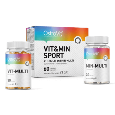 OstroVit - Vit&Min Sport - Sport multivitamin - 60db