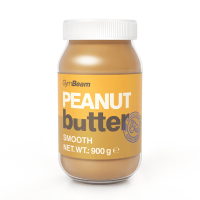 GymBeam - Peanut Butter - 100% mogyoróvaj 900g