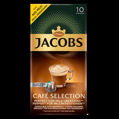 JACOBS KÁVÉKAPSZULA CAFÉ SELECTION