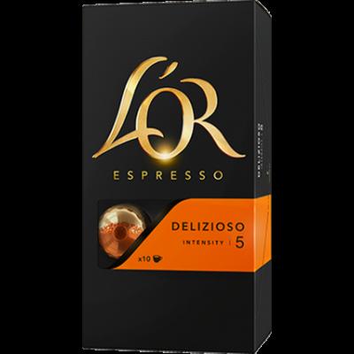L'OR Espresso Delizioso (10)