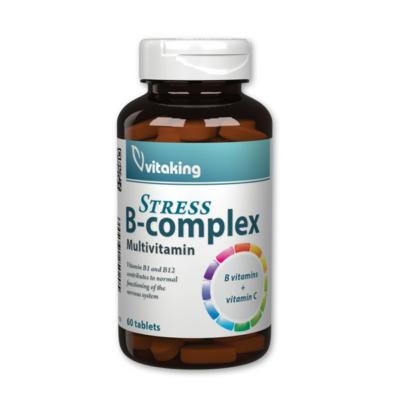 Vitaking - Stressz B-komplex - 60 db