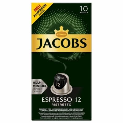 Jacobs Espresso Ristretto 12 (10db)