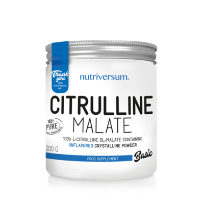 Nutriversum - Citrulline Malate - 200 g