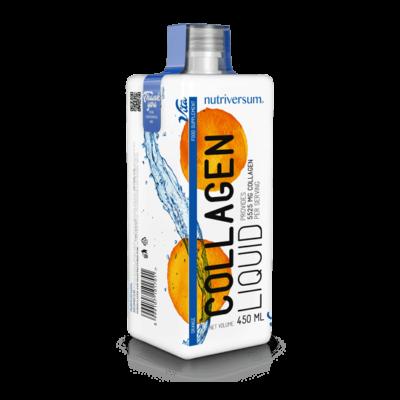Nutriversum - Collagen Liquid - Folyékony kollagén - Narancs - 450ml