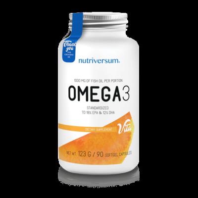 Nutriversum Omega 3 halolaj