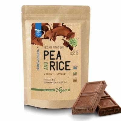 Nutriversum - Vegan Protein - Csokoládé - 500g