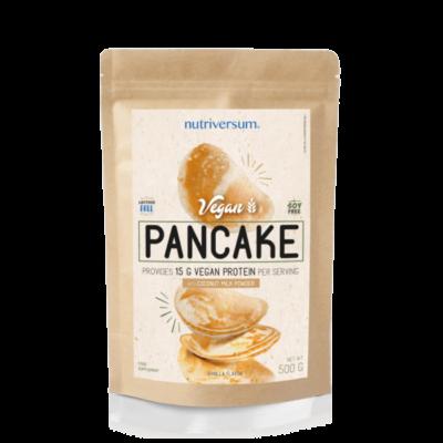 Nutriversum - Pancake - Vegán Palacsinta - 500g. Fehérje palacsinta