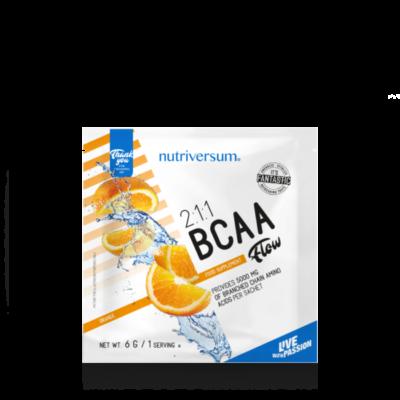 Nutriversum - BCAA - Narancs - 6g