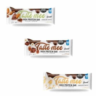 Nutriversum - Taste Mee Protein Bar - Fehérjeszelet - 60 g (csoki bevonatos)