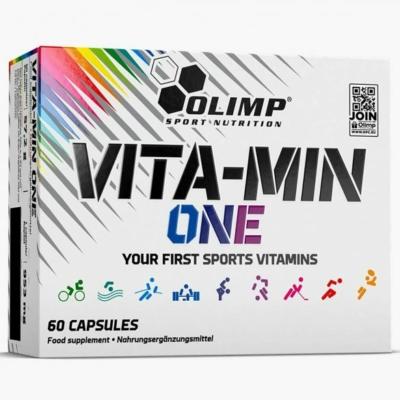 Olimp - Vita-Min ONE - 60 kapszula - multivitamin és ásványi anyag komplex