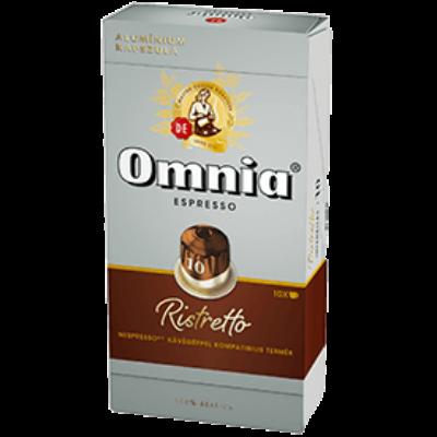 Omnia - Espresso Ristretto - kávékapszula - 10db