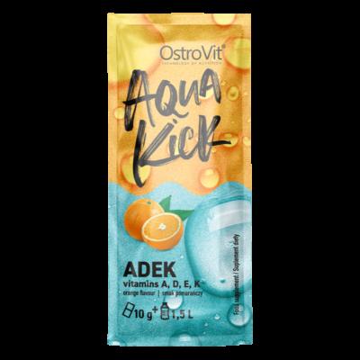 OstroVit Aqua Kick A-D-E-K  zsírban oldódó vitamin por - 10 g