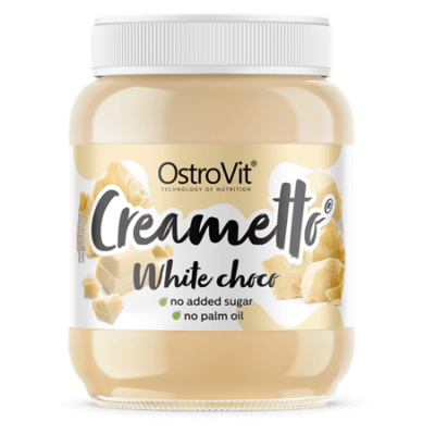 OstroVit Creametto 350 g fehércsokoládés ízű krém