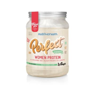 Nutriversum Perfect Protein - növényi fehérje, vegán fehérje