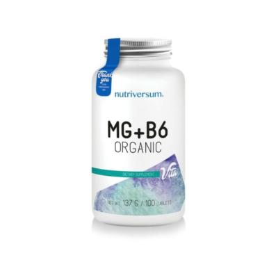 Nutriversum - Mg+B6 - 100db