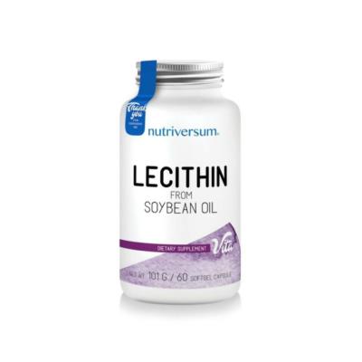 Nutriversum - Lecithin - 60db